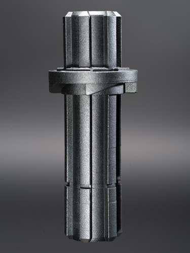 Carrier shaft in NYLAFORCE® dynamic
