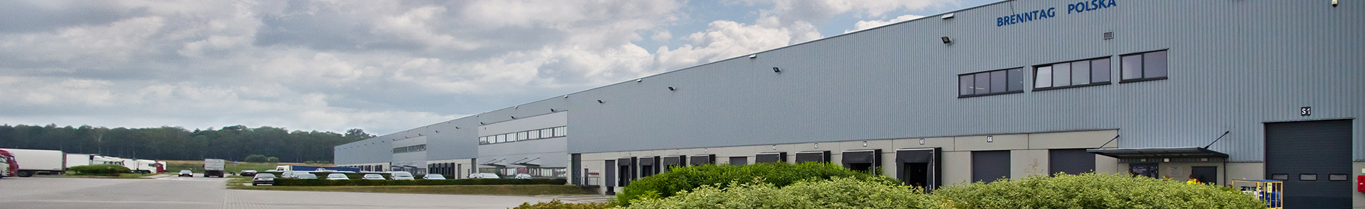 Warehouse in Gliwice