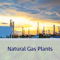 natural gas plants