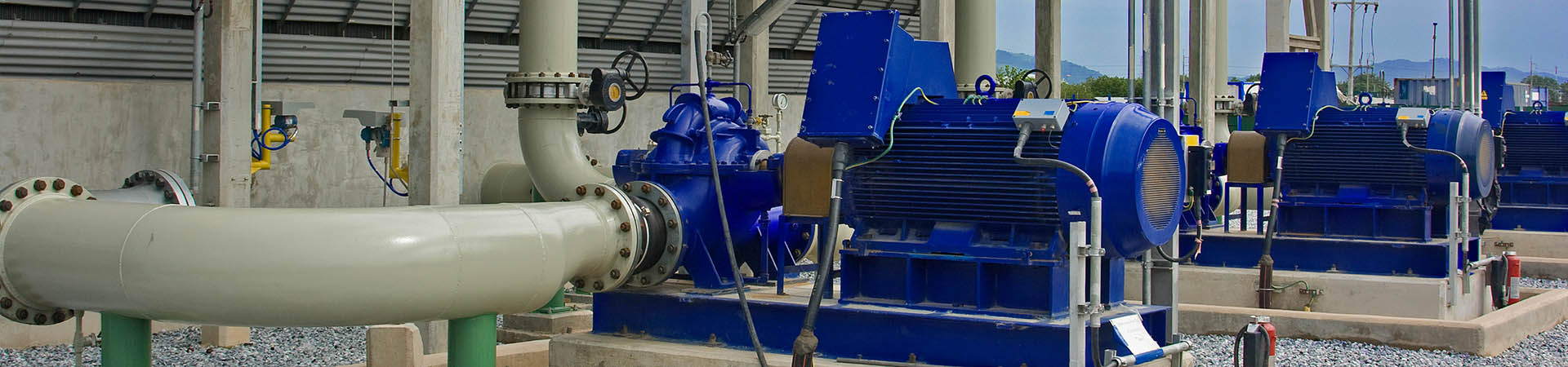 water Cooling Tower Pumps