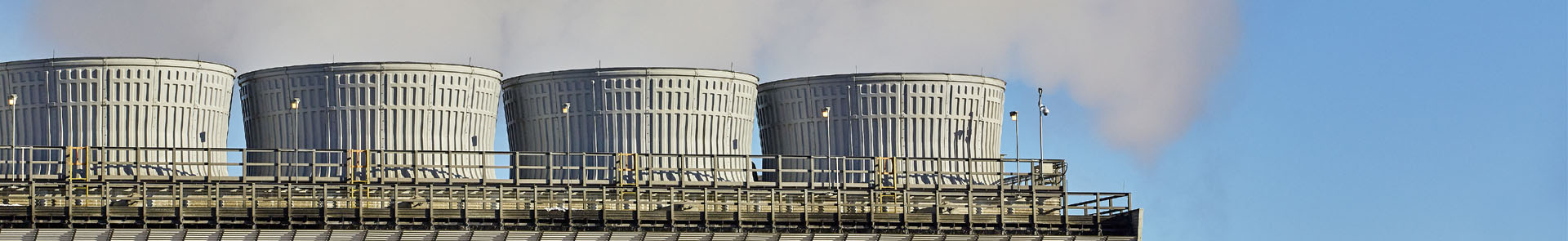 Cooling Towers with Copy Space