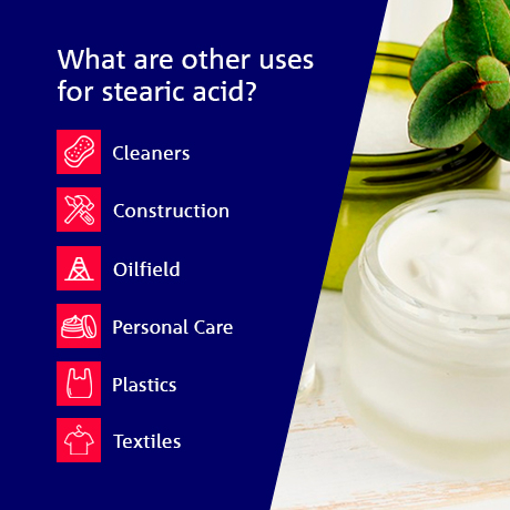 Other uses of stearic acid