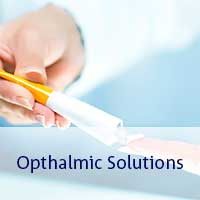 opthalmic solutions