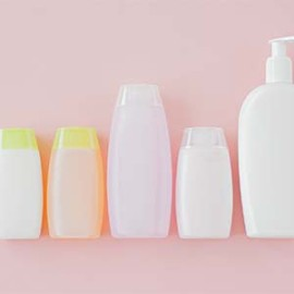 Personal Care bottles
