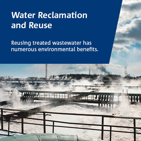 Brenntag's water reclamation and reuse